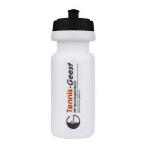 Tennis-Geest bidon 500 ml wit