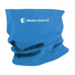 Winter-Geest fleece col blauw