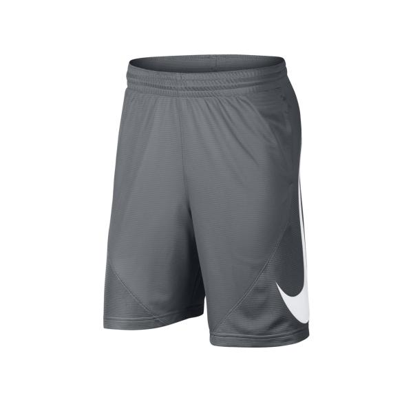 Nike Basketbalshort grijs (heren)