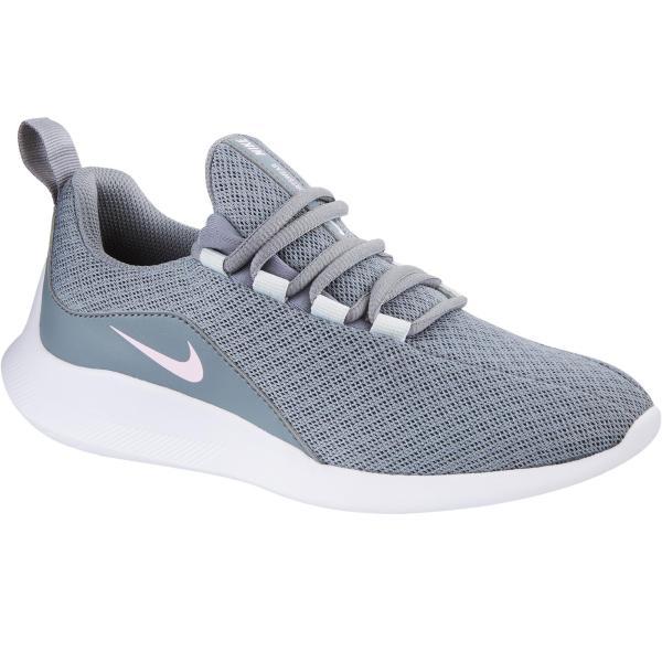 Nike Kindersneakers voor wandelen Viale grijs/roze