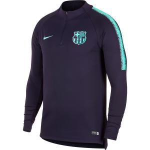 Nike Trainingsjack Barcelona 18/19 paars