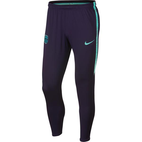Nike Voetbal Trainingsbroek Barcelona 18/19 paars