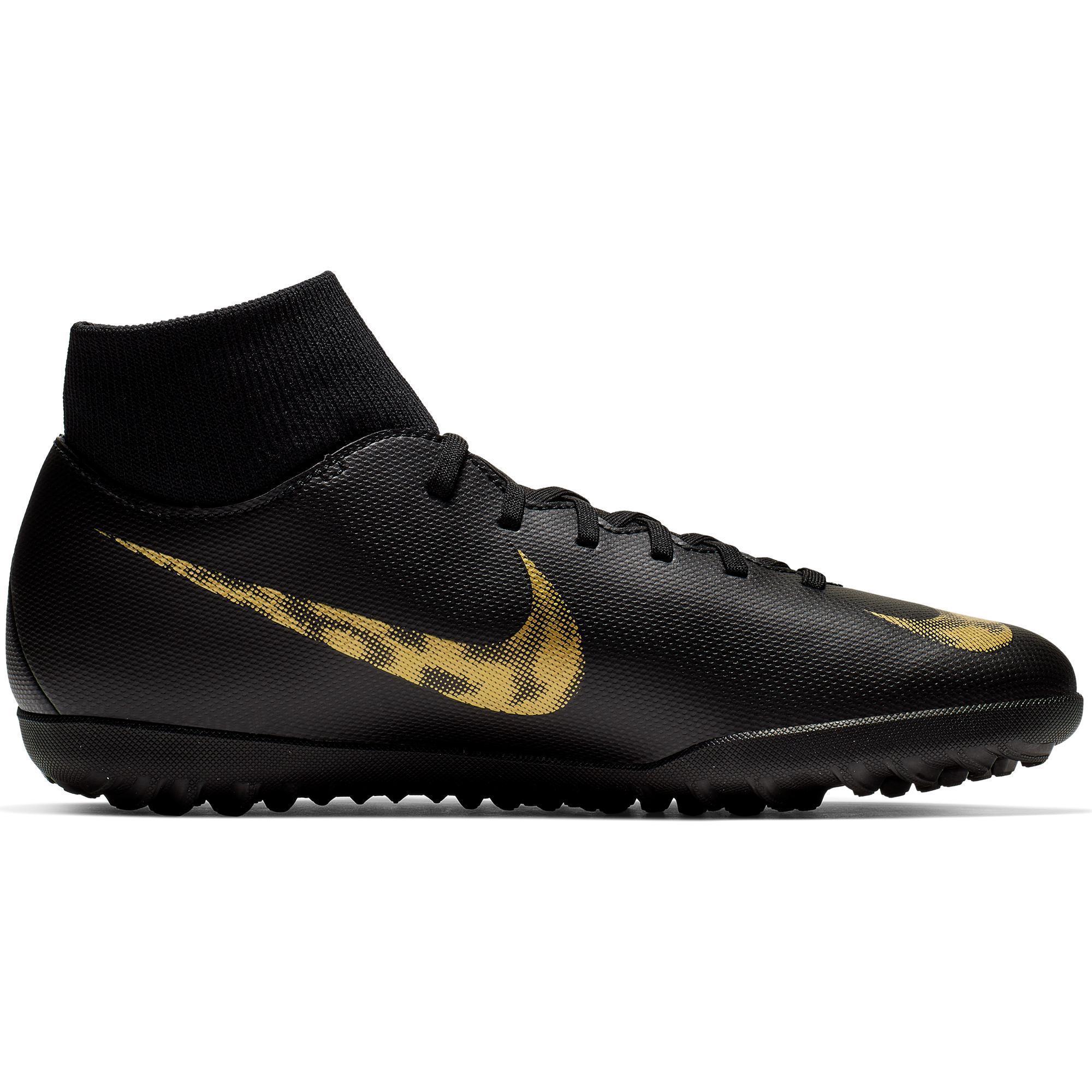 hot sale online 6adf5 1ab60 Nike Voetbalschoenen Mercurial Superfly 6 Club TF zwart 45 EUR 39.99