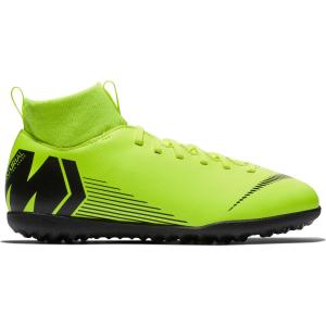 Nike Voetbalschoenen kind Mercurial Superfly VI Club TF geel