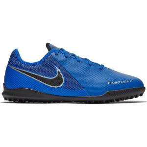 Nike Voetbalschoenen kind Phantom Vision Academy TF blauw/zwart