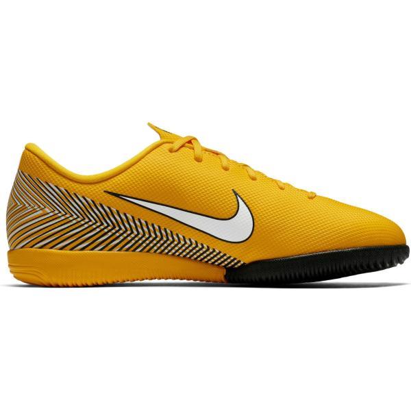 Nike Zaalvoetbalschoenen kind Mercurial Vapor Academy Neymar JR oranje
