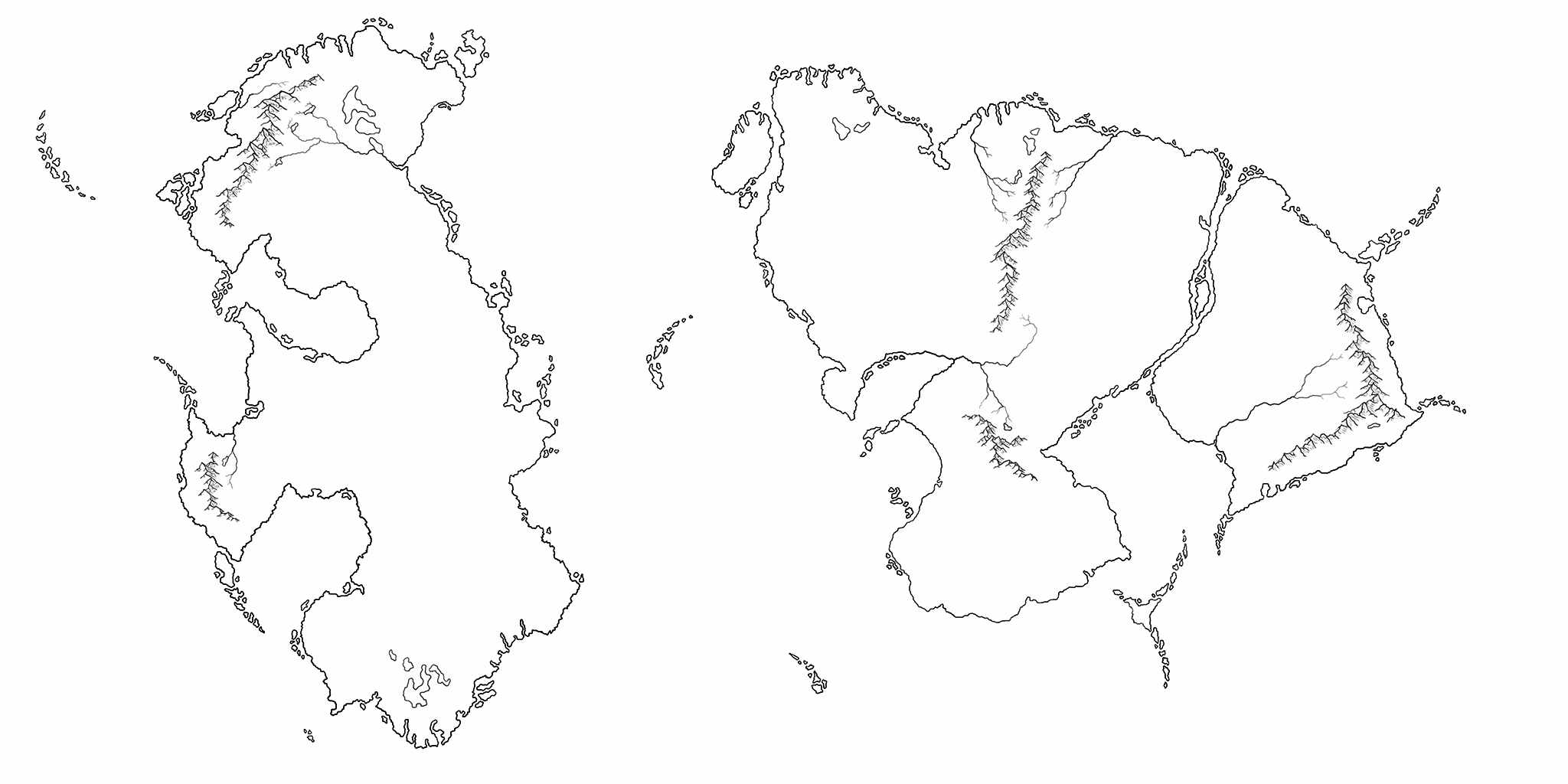 How to make a custom map for your fantasy world