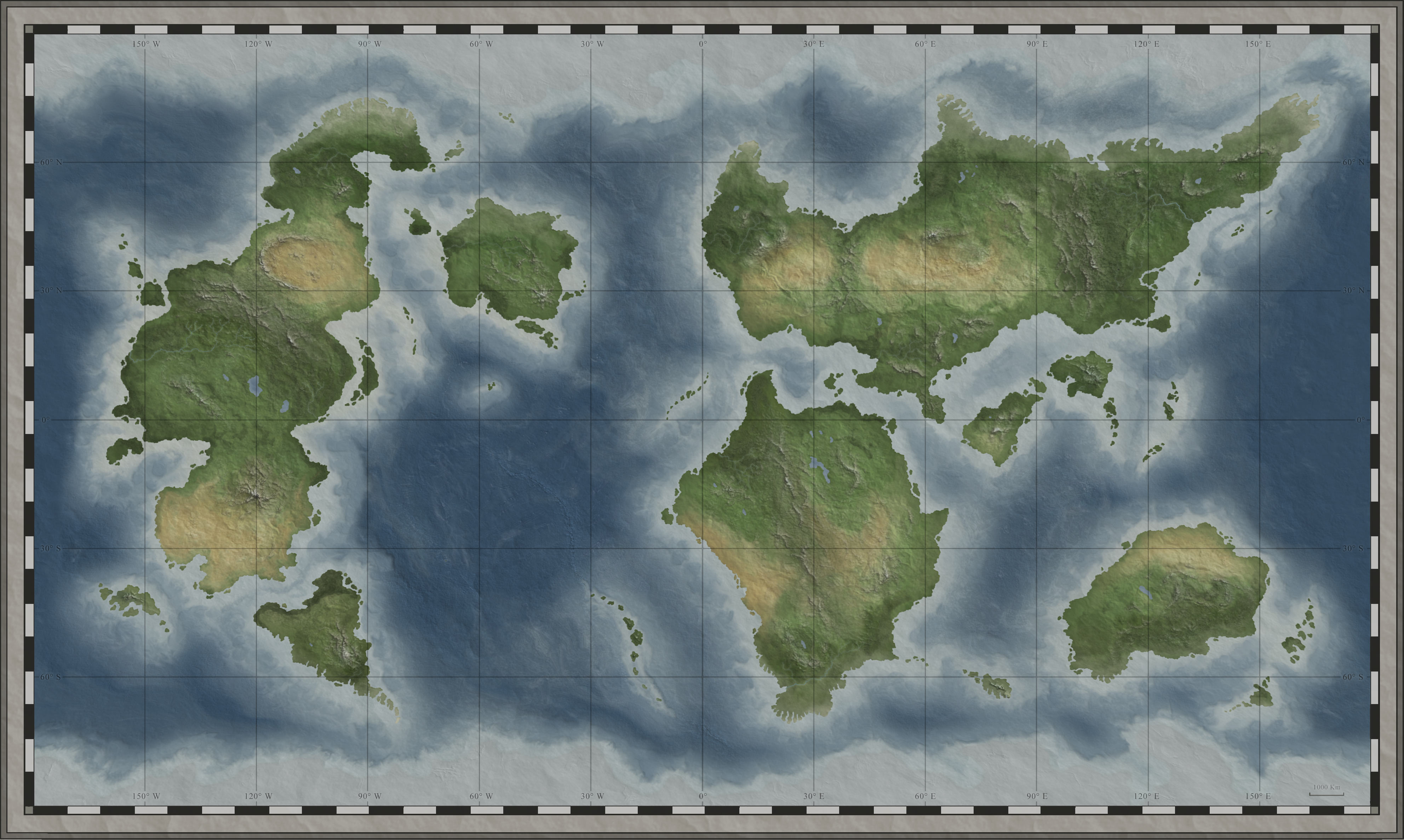 world map for your