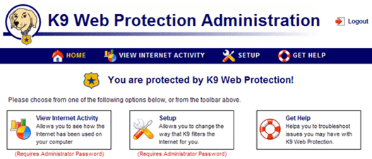 Website Protection Software