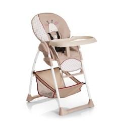 Hauck High Chair In Bedroom Sit N Relax 2 1 Highchair / Bouncer - Giraffe | Buy At Online4baby