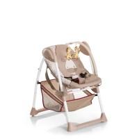 Hauck Sit n Relax 2 in 1 Highchair / Bouncer - Giraffe ...