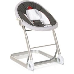 Baby Chair That Vibrates Acapulco Set Uk New Icoo Bug Grey Grow With Me 1 2 3 Crib Highchair