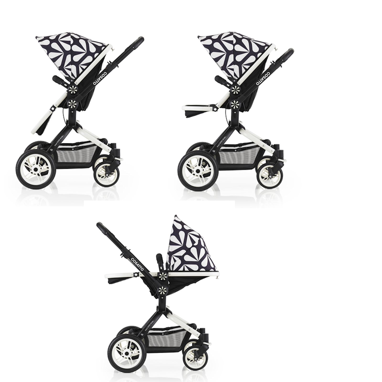 NEW COSATTO OOBA TRAVEL SYSTEM BABY PRAM PUSHCHAIR