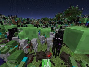 Minecraft Mania Camp | Age 10-12