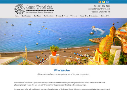 Online travel agencies
