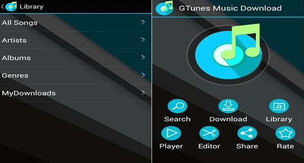 Gtunes free Music Download