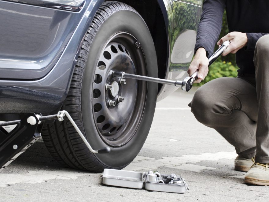 Auto Repair Basics: How To Change A Tire