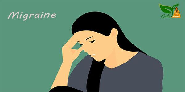 Migraine pain image