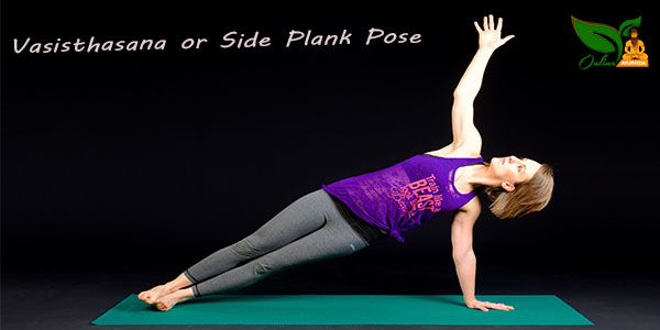 Vasisthasana or Side Plank Pose Image