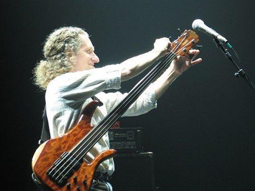 Michael Manring bass