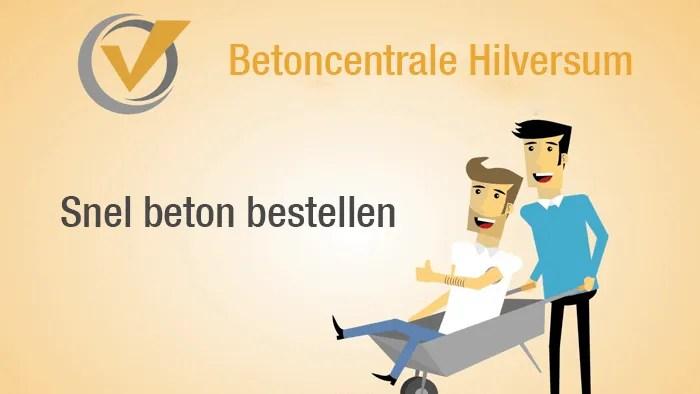 betoncentrale Hilversum
