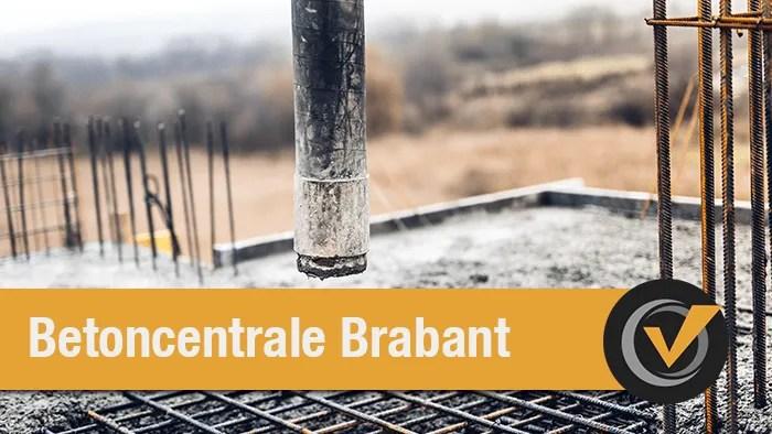 Betoncentrale Brabant