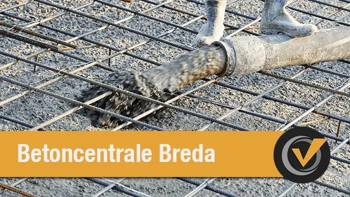 betoncentrale Breda