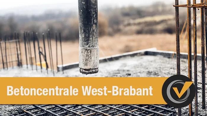 betoncentrale west brabant