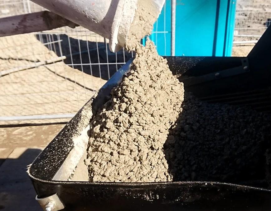 Mengverhouding beton