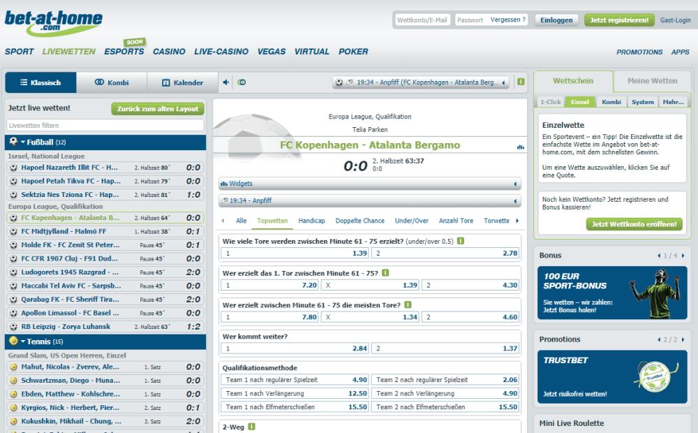 medium resolution of bet at home bonus 100 willkommensbonus sichern