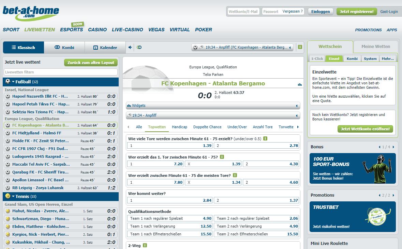 hight resolution of bet at home bonus 100 willkommensbonus sichern