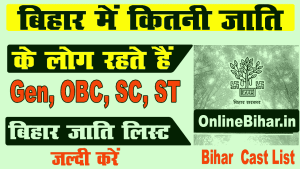 Bihar-Caste-List-2021