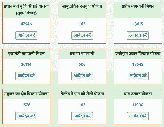 Bihar Mukhyamantri Bagwani Yojana 2021