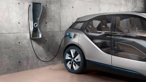 Incarcator electric BMW