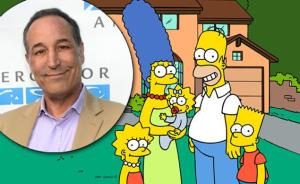 Sam Simon The Simpsons