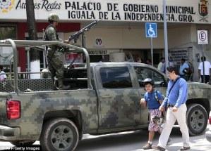 Soldat Mexic