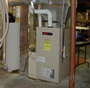 Centrala termica pe gaz