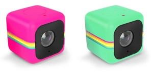 Cube Polaroid