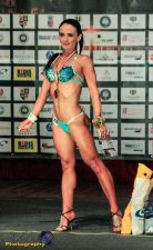 Vicecampioana la Bikini Fitness 2015