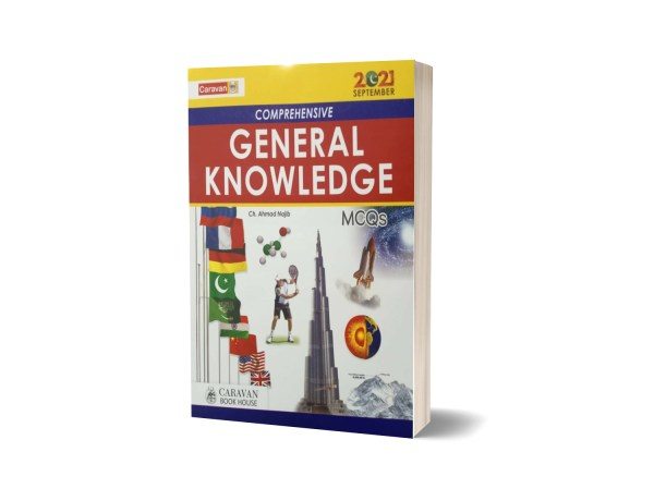Comprehensive General Knowledge MCQs By Ch Najeeb Ahmed 2021