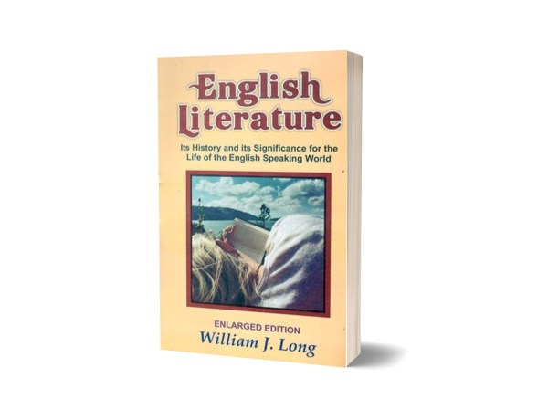 English Literature Enlarged Edition By william J. long