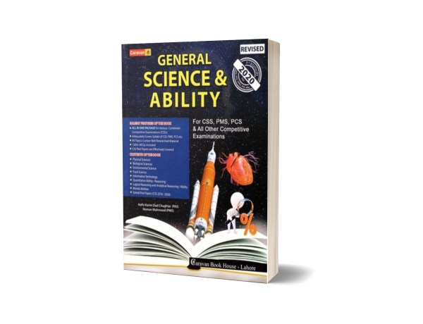 General Science and Ability By Hafiz Karim Dad Chugtai and Noman