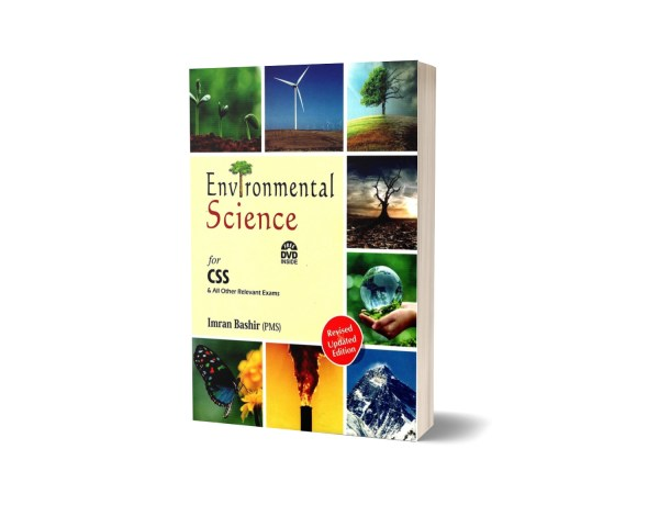 Enviornmental Science By Imran Bashir With CD