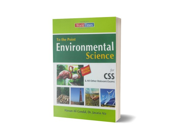To The Point Environmental Science By Hassan Ali Gondal- JWT