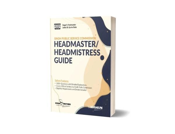 Headmaster Head Mistress Guide (SPSC)