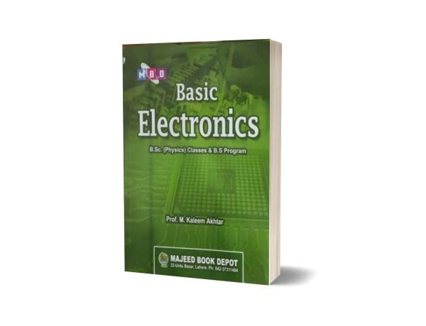Basic Electronics B.Sc (Physics) Classes & B.S Program By Prof.M. Kaleem Akhtar