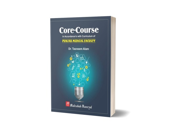 Core Course Part I&II English Medium By Dr. Tasneem Alam