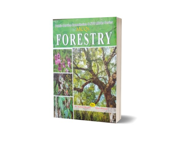 MCQs Forestry For NTS By Muhammad Sohail Bhatti