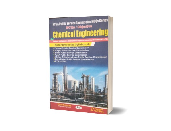 MCQs Objective Chemical Engineering For NTS By Muhammad Sohail Bhatti