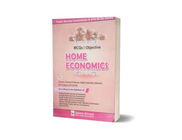 MCQs Objective Home Economics For NTS By Muhammad Sohail Bhatti